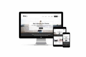 Mai Theme Websites