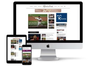 The Sports Post managed web hosting